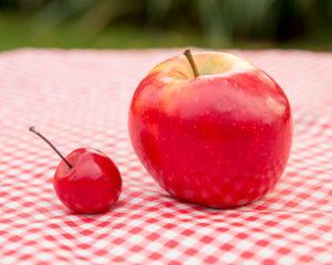 Mini Apfel