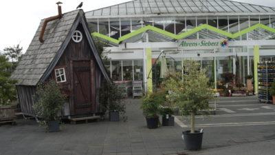 Besuch im Gartencenter Ahrens + Sieberz