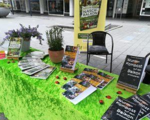 Pflanzenmarkt in Mülheim