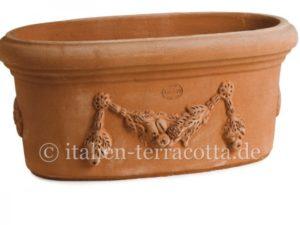 Terracotta Topf