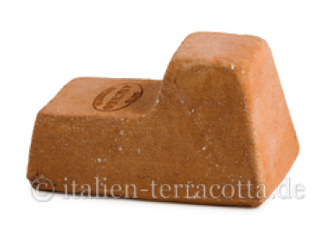 Terracotta-Füßchen